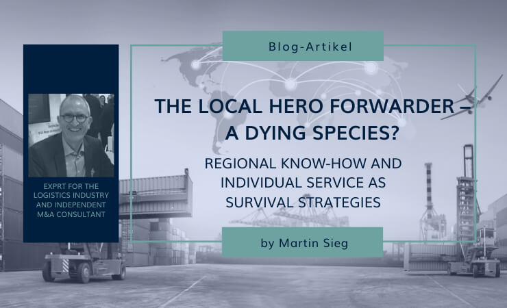 The Local Hero Forwarder - a dying species?