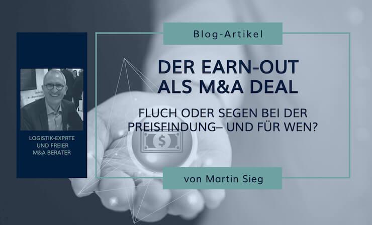 Der Earn-Out für die Preisfindung bei M&A Deals