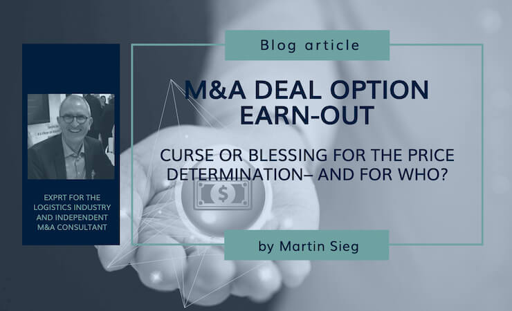 The earn-out agreement in M&A deals
